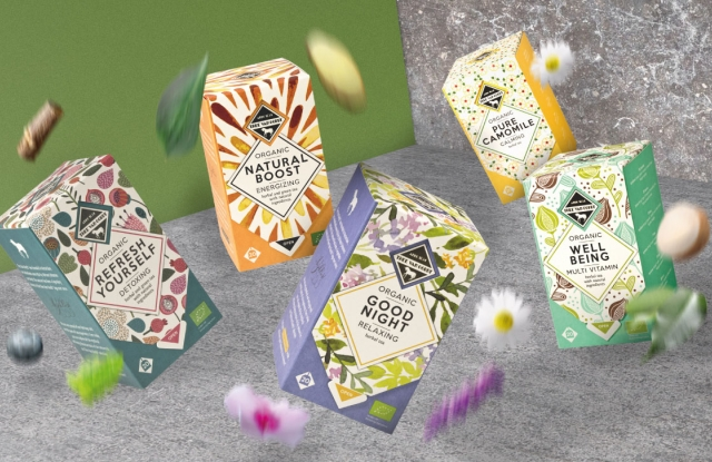 5 DELICIOUS ORGANIC FLAVOURS.