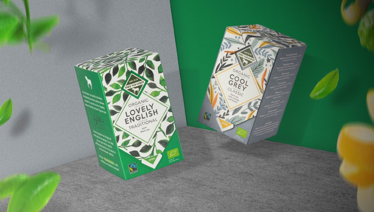 Fairtrade Organic Black tea